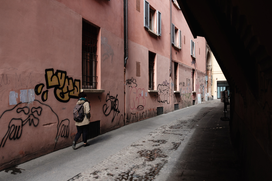 Via Zambon, Bologna, Italy Things to Do – Travel Photography by Ben Holbrook from DriftwoodJournals.com16