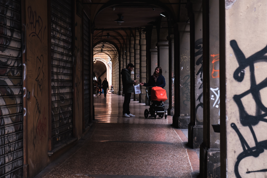 Bologna porticoes, Italy Things to Do – Travel Photography by Ben Holbrook from DriftwoodJournals.com24