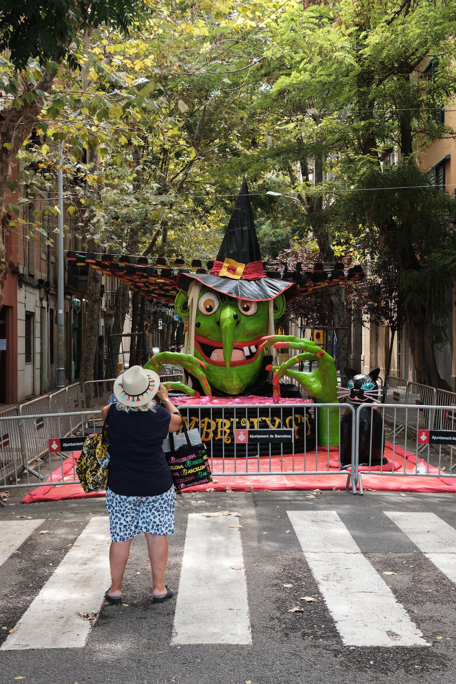 Festas de Sants, Barcelona Spain Street and Travel Photography By Ben Holbrook from DriftwoodJournals.com14