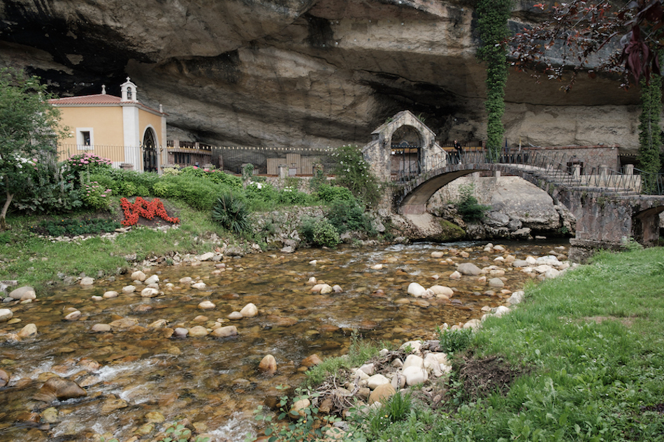 Santuario Virgen de la Cueva, Pilona, Asturias Travel Photography by Ben Holbrook from DriftwoodJournals.com-2198