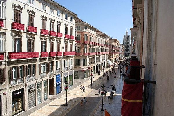 Calle_Marqués_de_Larios_Málaga