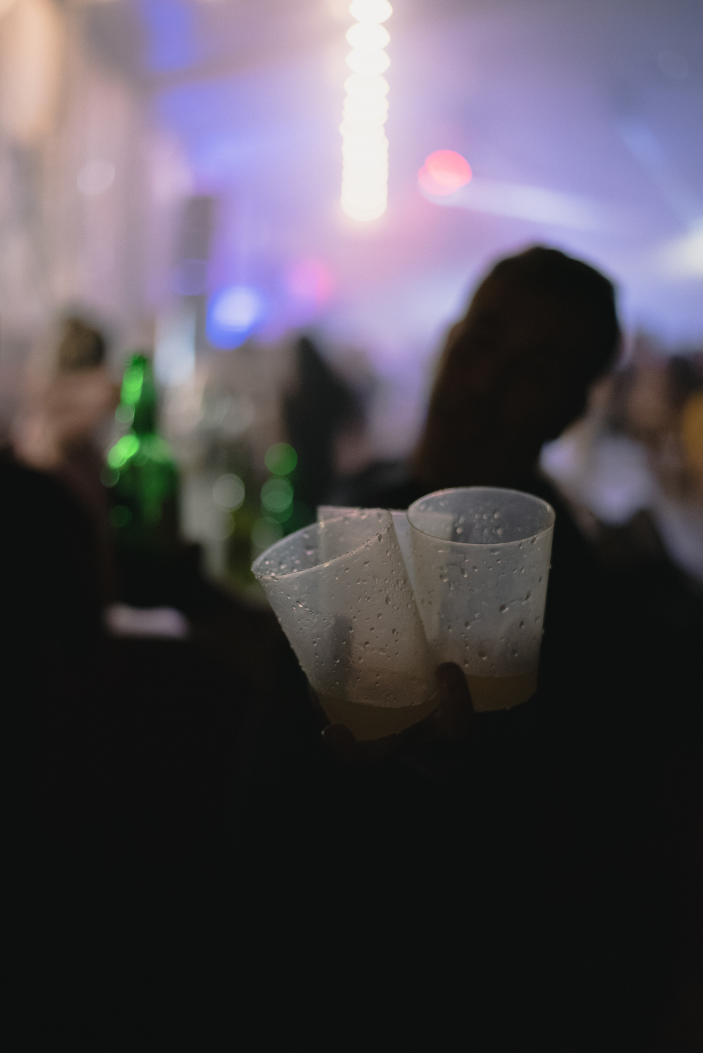 Pouring Asturian cider at a fiesta in Gijon - Asturias, northern Spain by Ben Holbrook from DriftwoodJournals.com