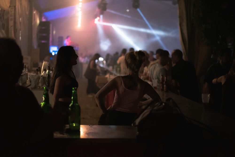 Gijon fiesta - Asturias, northern Spain by Ben Holbrook from DriftwoodJournals.com