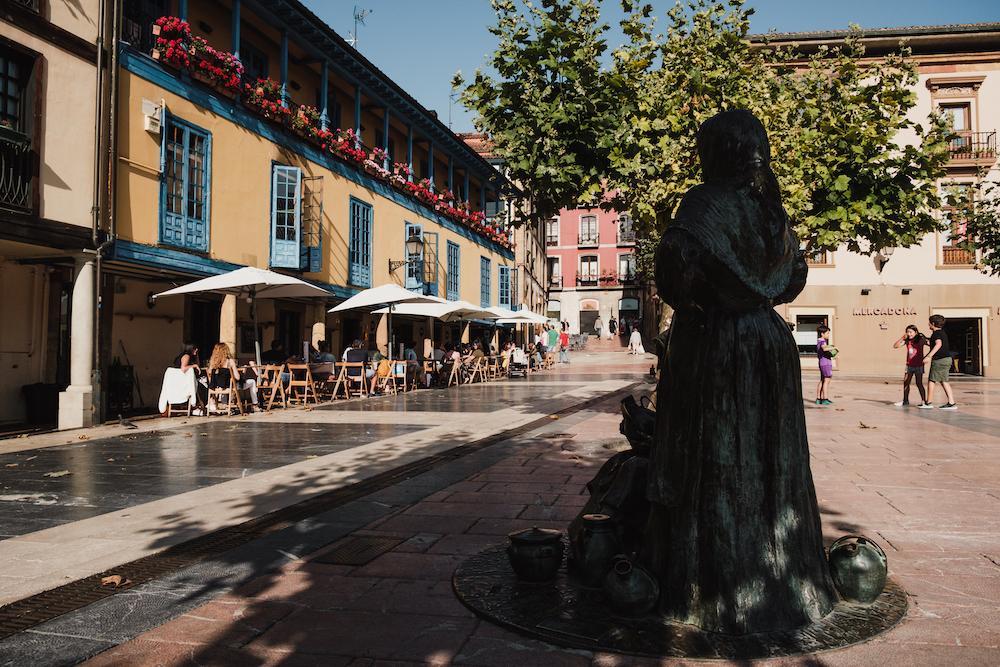 Oviedo, Asturias, northern Spain –by Ben Holbrook from DriftwoodJournals.com