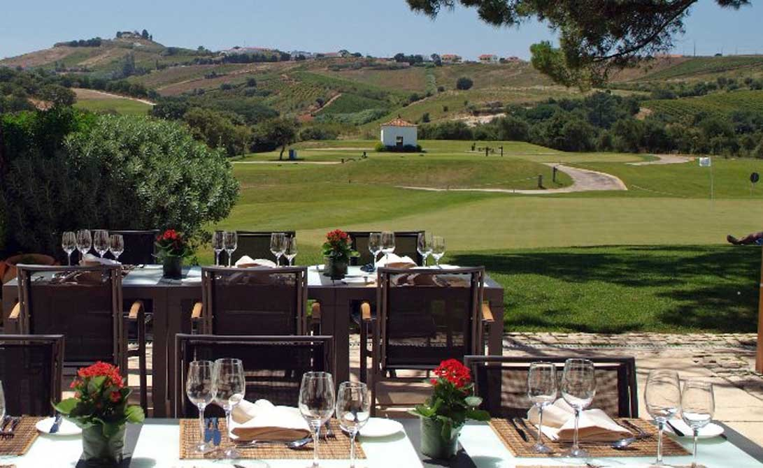 1. Dolce Campo Real, Lisbon Golf Resort
