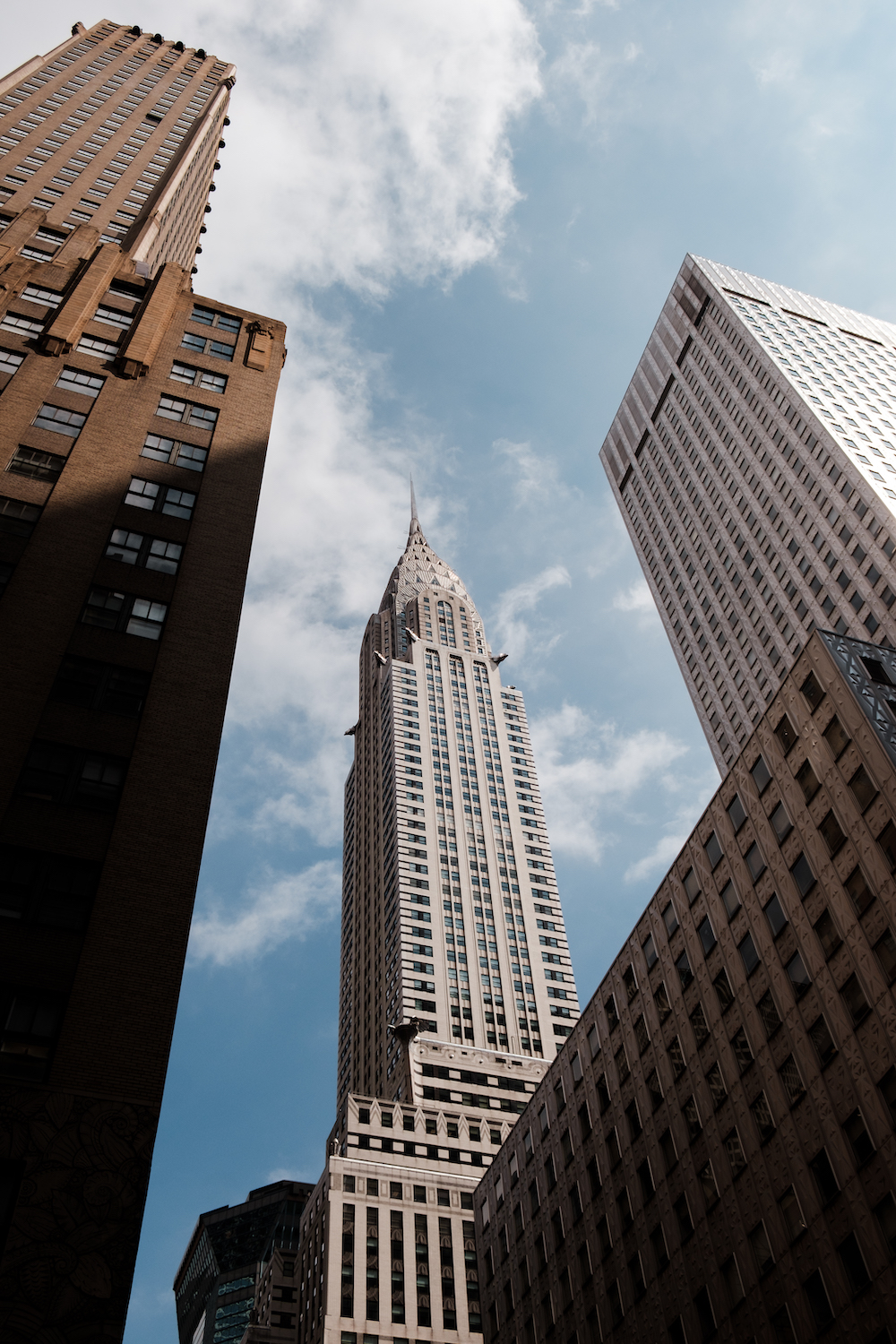 Chrysler Building, Manhattan, New York Travel and Street Photography by Ben Holbrook from DriftwoodJournals.com-0599
