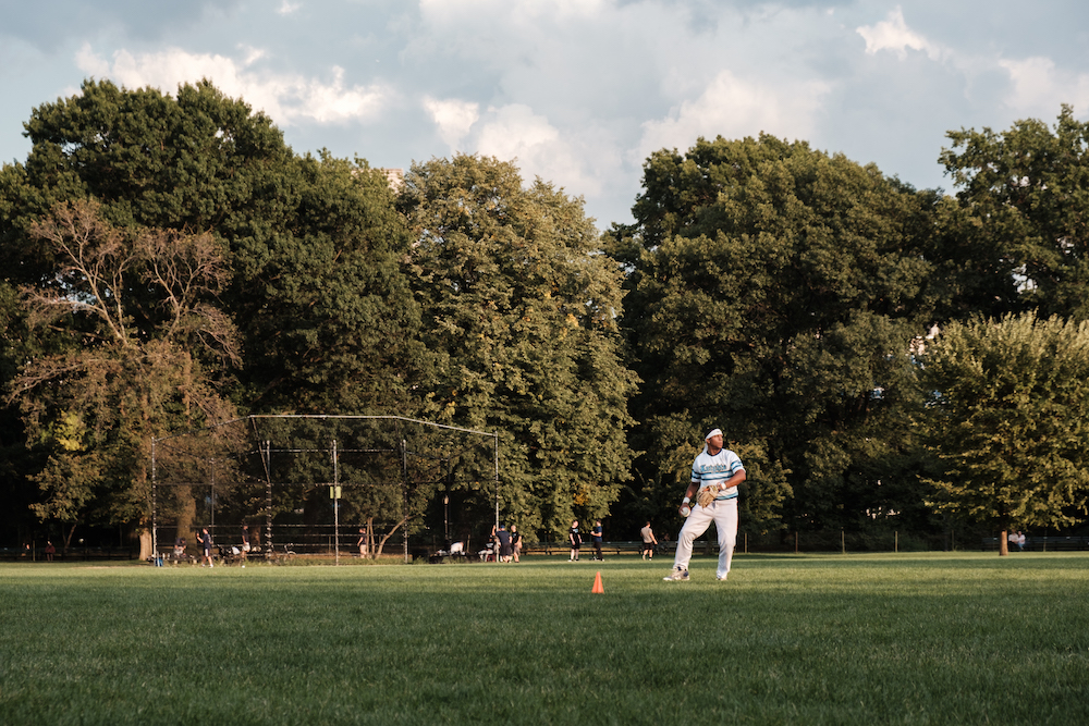 Central Park baseball game, New York Travel and Street Photography by Ben Holbrook from DriftwoodJournals.com-0912
