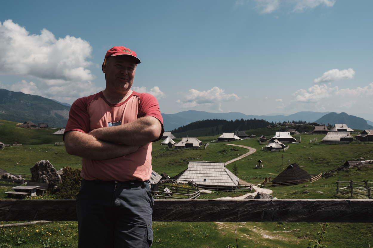 Velika Planina, Slovenia Travel Photography by Ben Holbrook from DriftwoodJournals.com-7790