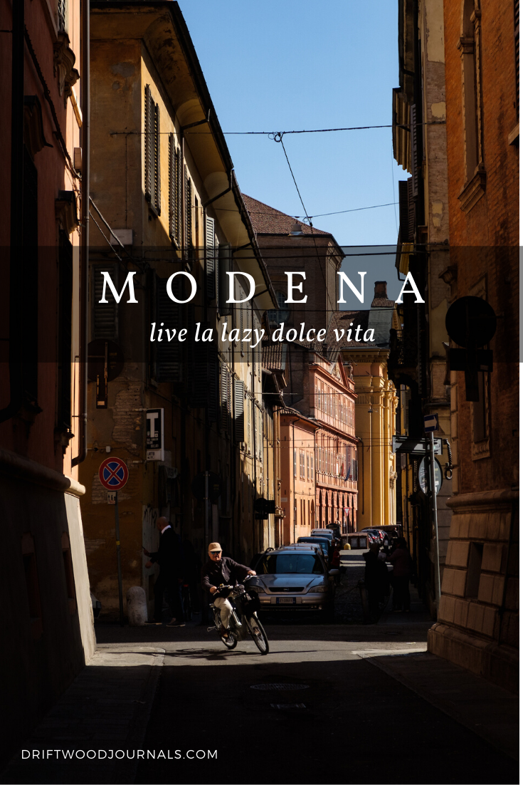 Things to Do in Modena - Travel Guide by Ben Holbrook from DriftwoodJournals.com