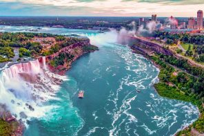 Things to do in and around the Niagara Falls