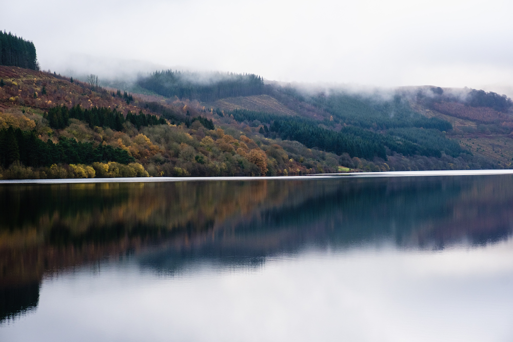 Talybont Reservoir, Brecon Beacons, Wales, UK - Travel and Street Photography by Ben Holbrook from DriftwoodJournals.com-6765