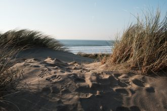 Llangennith Beach, Gower Peninsula South Wales, UK - Landscape Photography by Ben Holbrook-5