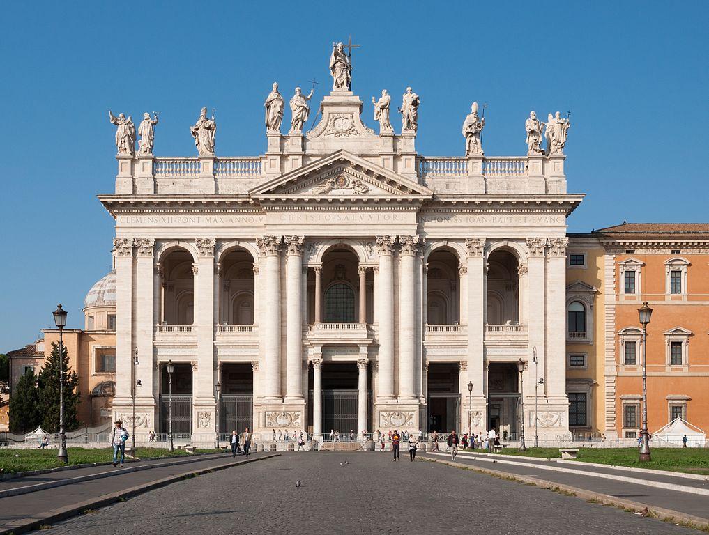 Basilica of St. John Lateran Rome