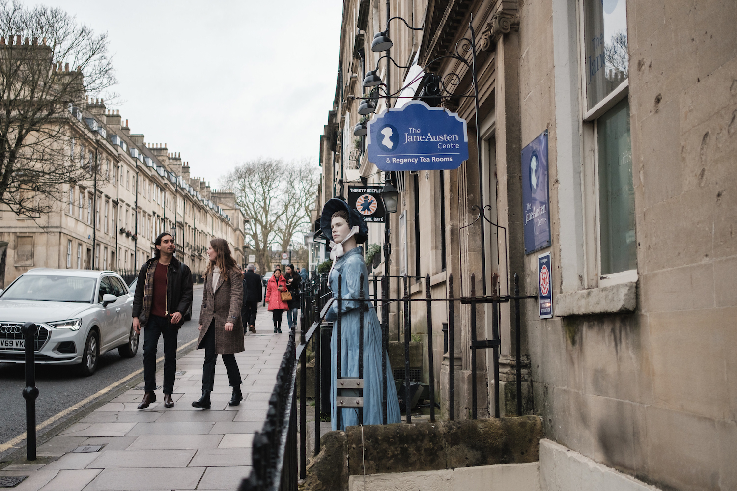The Jane Austen Centre, Bath, England Travel and Street Photography - by Ben Holbrook from DriftwoodJournals.com-6