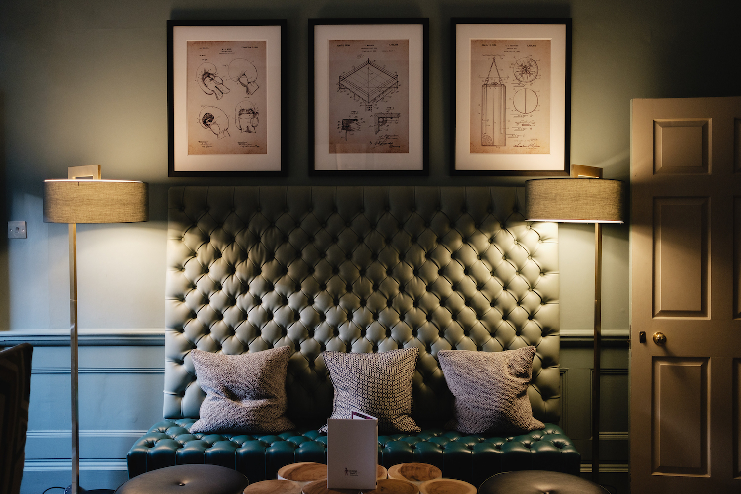 The Queensberry Hotel, Bath, England - by Ben Holbrook from DriftwoodJournals.com-47