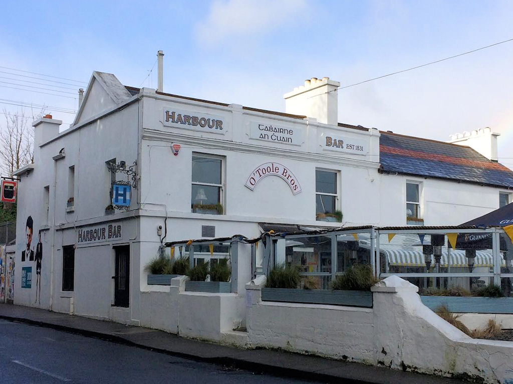 The Harbour Bar – Bray, Co.Wicklow, Ireland