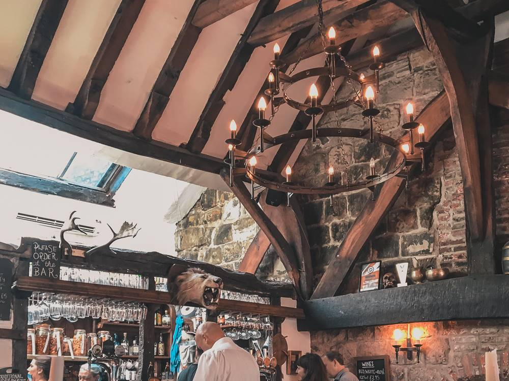 The Trembling Madness Medieval Pub – York, England