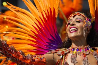 Plan your trip around the Notting Hill Carnival